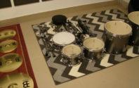 nowa lekcja gry na perkusji