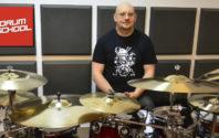 nauka gry na perkusji Tomasz Łosowski