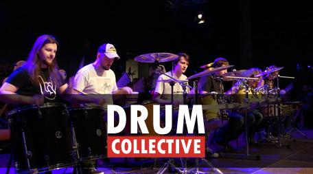 drum collective - zespół perkusyjny łódź