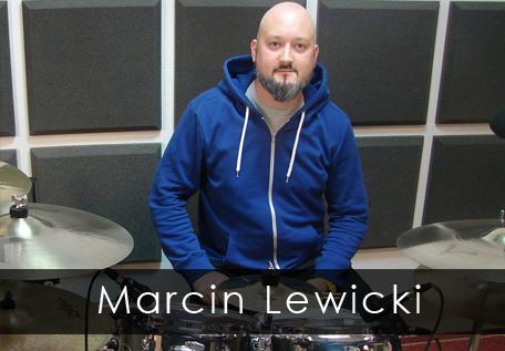 marcin lewicki perkusja