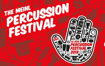 meinl percussion festival 2018
