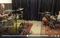 shuffle na zajęciach perkusyjnych dla dzieci