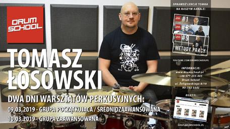 tomasz łosowski 2019 warsztaty