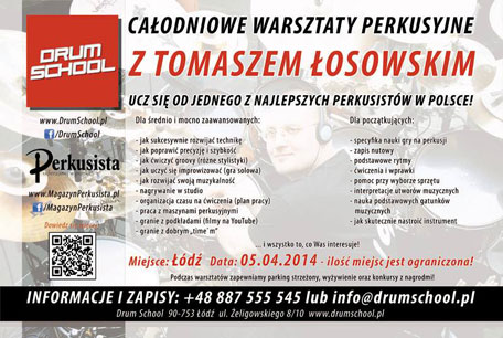 tomasz-losowski-warsztaty perkusyjne