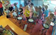warsztaty perkusyjne dla dzieci