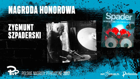 polskie nagrordy perkusyjne 2017
