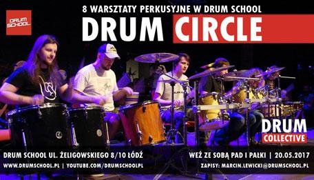drum circle - warsztaty perkusyjne