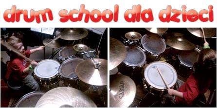 Zajęcia perkusyjne dla dzieci. Lekcje perkusji dla dzieci.