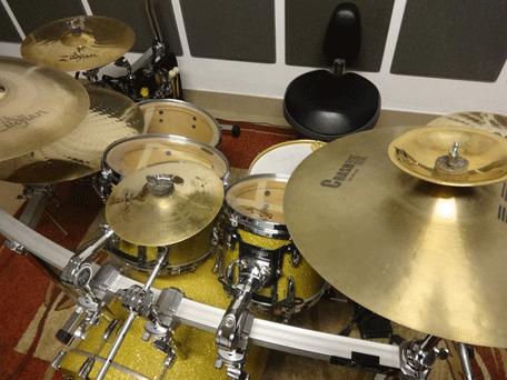 sale ćwiczeniowe w Drum School