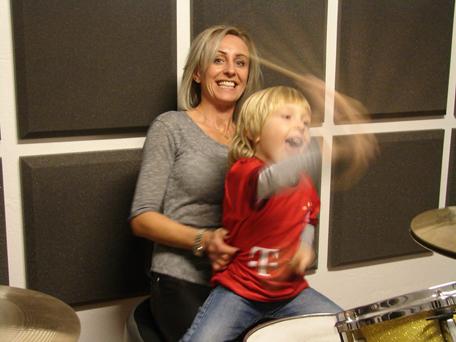 perkusja dla dzieci z rodzicami - 6